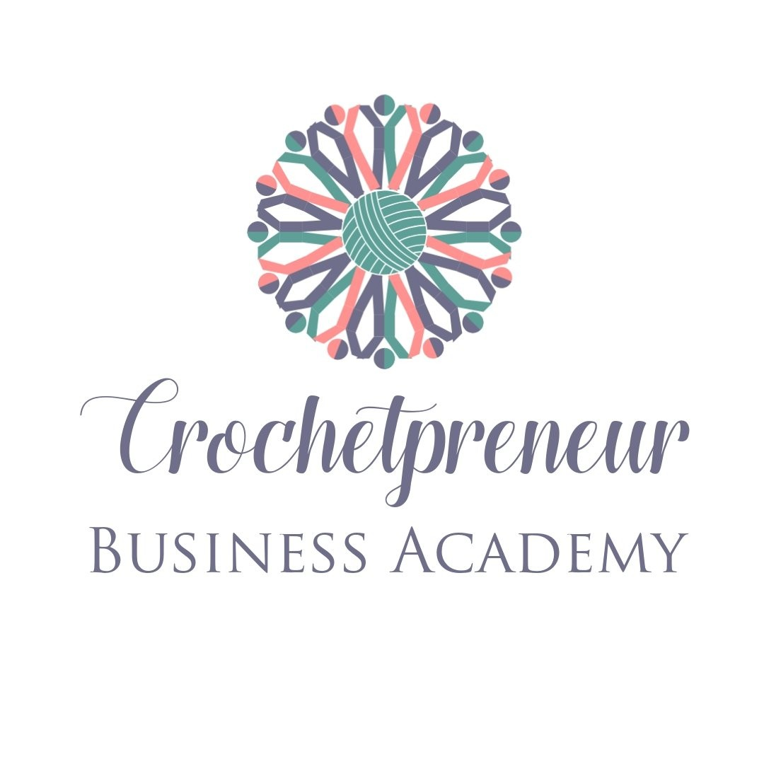 Crochetpreneur Business Academy Logo