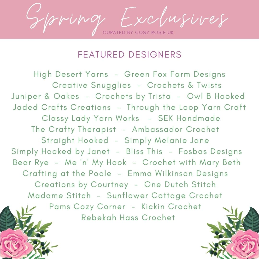 Spring Exclusives